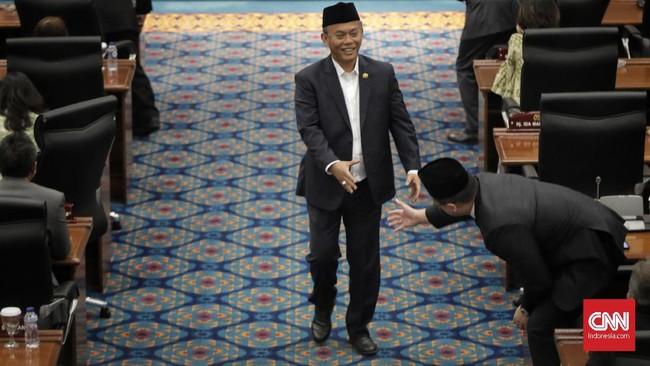 Ketua DPRD DKI: Fraksi Menolak Interpelasi Tak Berkomentar