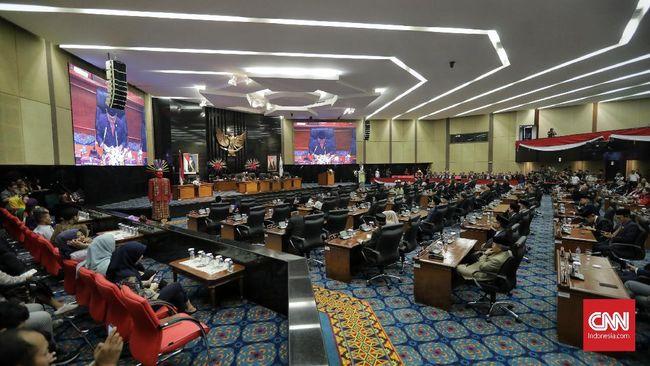Catatan KPK, baru 62 persen anggota DPRD DKI Jakarta yang telah melaporkan harta kekayaannya. Tergolong rendah dibanding provinsi lainnya.