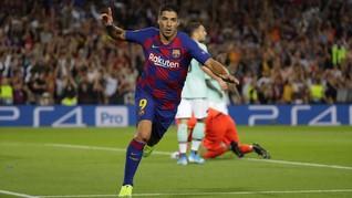 Mencari Striker Nomor 9 Pengganti Suarez di Barca