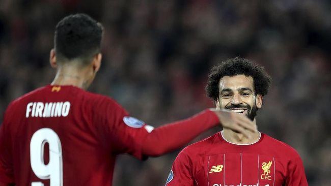 Liverpool Kalahkan Salzburg Lewat Drama Tujuh Gol