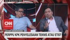 VIDEO: Rocky Gerung vs Istana Tentang Perppu KPK