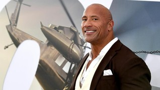 Dwayne Johnson, Aktor dengan Pendapatan Terbesar Versi Forbes