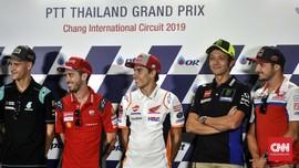 Thailand Rugi Rp1,3 Triliun karena MotoGP Ditunda