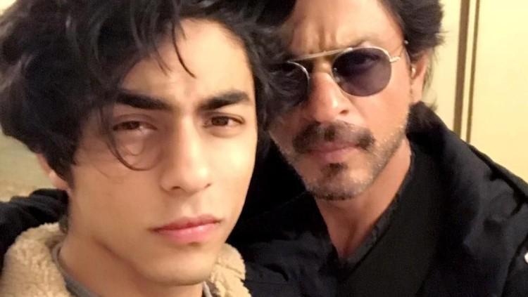 Anak Shah Rukh Khan Aryan Khan