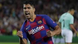 Suarez Datang, Atletico Ancam Dominasi Barcelona dan Madrid
