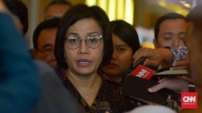 Menkeu Sri Mulyani menyebut pemda masih mengendapkan dana lebih dari Rp100 triliun di rekening kas daerah pada Desember 2019.