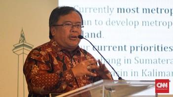 Bambang Brodjonegoro Diangkat Jadi Komisaris Toba Bara