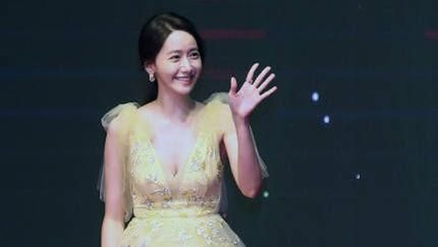 Yoona SNSD Tampil Memukau Bak Belle Beauty and the Beast