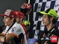 MotoGP Andalusia: Rossi Masa Bodoh Marquez Balapan atau Tidak