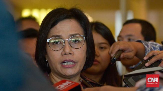 Menteri Keuangan Indonesia Sri Mulyani Indarwati dalam acara Indonesia Urban Conference di Hotel Pullman, Jakarta, Kamis (3/10)