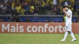 Messi Tidak Lagi Dihormati di Argentina