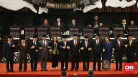 Pimpinan MPR Sambangi Kediaman Prabowo