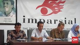 Hut ke-74 TNI, Imparsial Soroti Kolonel di Kementerian ESDM