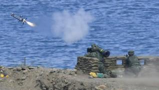AS Berencana Jual Senjata Berat ke Taiwan