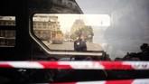 Seorang pria bersenjata pisau dapur melakukan penyerangan di markas kepolisian Kota Paris, Prancis, Kamis (3/10), sehingga mengakibatkan empat orang tewas.