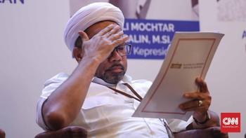Tangis Ngabalin Pecah saat Cerita Edhy Prabowo Ditangkap KPK