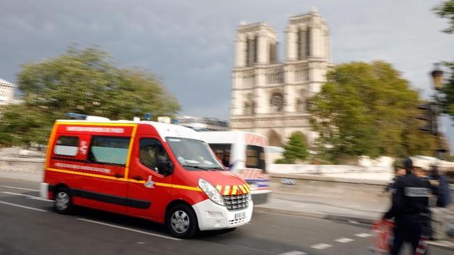 Serangan Pemenggalan Kembali Terjadi di Prancis, Dua Tewas
