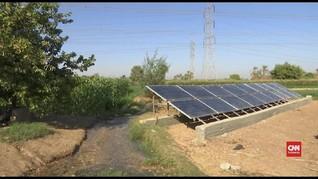 VIDEO: Panel Surya Bantu Sistem Irigasi Petani Mesir