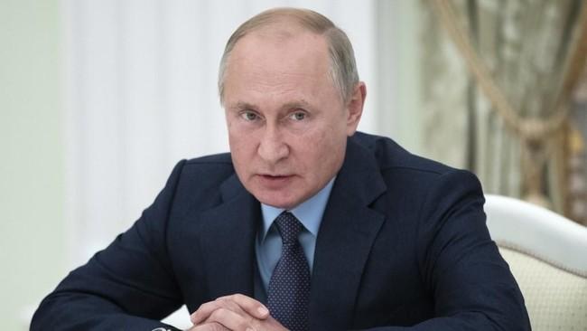 Putin Janjikan Vaksin Corona ke Meksiko dalam Dua Bulan