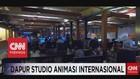VIDEO: Dapur Studio Animasi Internasional Ada di Batam