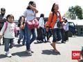 13 Hari Setelah Rusuh Wamena, Pengungsi Mulai Pulang ke Rumah