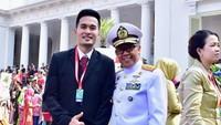 <p>Sukses terus ya Rendy Meidiyanto, si anggota TNI AL tampan! (Foto: Instagram @rendymeidiyanto)</p>