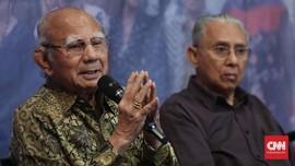 Emil Salim dan 50 Guru Besar Minta Revisi UU KPK Dibatalkan