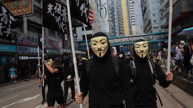 Wakil Presiden China, Han Zheng, menyatakan mendukung tindakan lebih keras yang diambil untuk membuat jera demonstran Hong Kong.