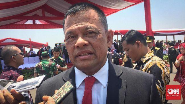 Merespons berdiri KITA, Presidium KAMI Gatot Nurmantyo menyatakan pihaknya siap melawan jika ada pihak yang bertentangan dengan Pancasila.