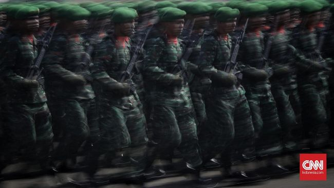 LGBT di Tubuh TNI, Salah Gaul Hingga Tontonan BDSM