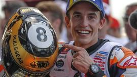 Marquez Ungkap Dua Pembalap Favorit Juara Dunia MotoGP 2020