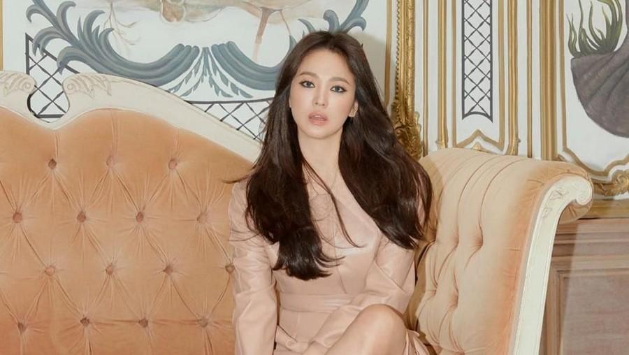 Unggah Foto Perdana Usai Cerai, Song Hye Kyo Tutup Kolom Komentar