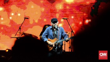 Geram Serangan Israel, Iwan Fals Gubah Lagu Palestina