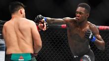 UFC 259: Israel Adesanya, Raja KO Pencinta Naruto