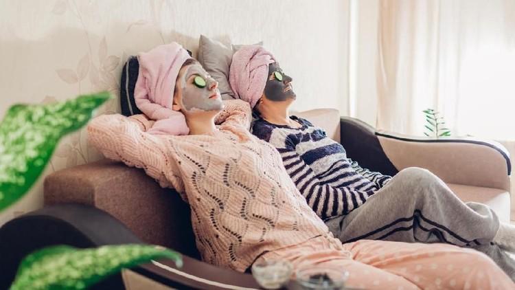 Mau cantik enggak harus perawatan mahal ke dokter, sudah pernah mencoba masker pepaya?