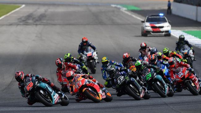 MotoGP Thailand 2020 yang rencananya akan digelar 19-22 Maret terancam ditunda karena wabah virus corona di negara tersebut.