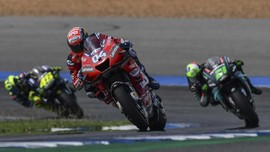 MotoGP Thailand Bantah Mundur di Musim 2021