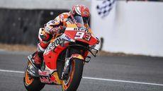Marquez Diprediksi Lakukan Hal Gila di MotoGP Ceko