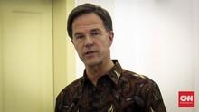 Perdana Menteri Belanda Mark Rutte Mengundurkan Diri