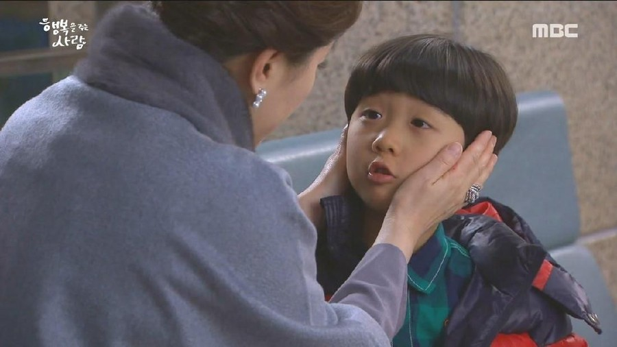 Drama Korea Person Who Gives Happiness Eps.13, Ha Yoon Suka Berakting