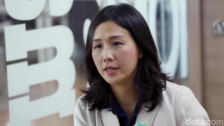 Veronica Tan akui hidupnya lebih enjoy dengan melakukan berbagai kegiatan sosial pasca cerai dengan Ahok.