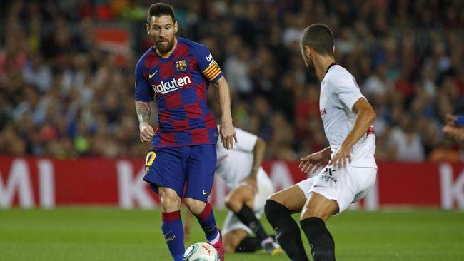 Barcelona memiliki sejumlah faktor untuk bisa lolos ke final Copa del Rey dengan comeback melawan Sevilla.