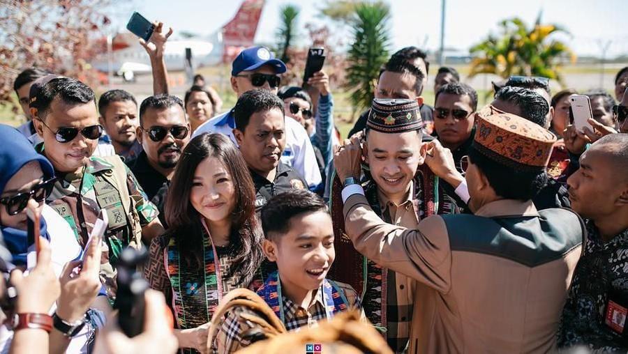 Usai Lalui Upacara Adat, Betrand Sah Jadi Anak Angkat Ruben Onsu