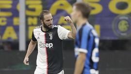 Kalah dari Juventus, Inter Disindir Istri Icardi