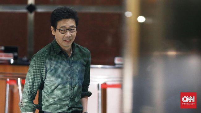 Pengusaha Samin Tan resmi ditahan KPK usai sempat buron sejak Mei 2020 selama 20 hari.