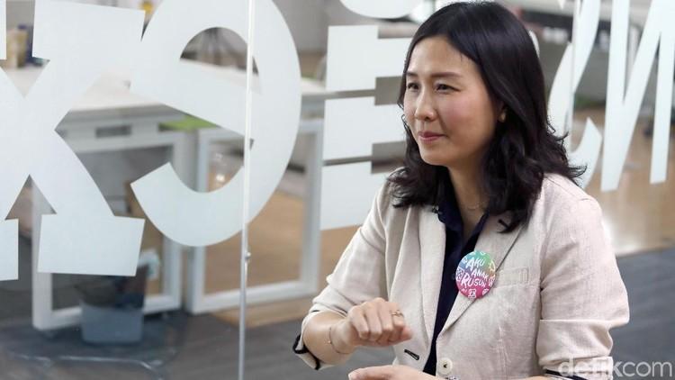 Veronica Tan Tak Masalah Dibilang Bawel oleh Anak