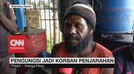 VIDEO: Pengungsi di Wamena Jadi Korban Penjarahan