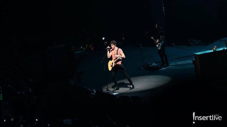 Konser Shawn Mendes yang bertajuk Shawn Mendes: The Tour 2019 Asia digelar malam ini, Selasa (8/10) di Sentul International Convention Center.