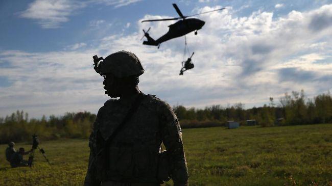 Amerika Serikat akan mengurangi jumlah pasukan menjadi masing-masing tinggal 2.500 orang di Afganistan dan Irak, ini titik terendah selama 20 tahun.