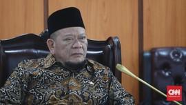 Ketua DPD Ingatkan Defisit APBN Bergantung Pengendalian Covid